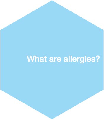 What are allergies?